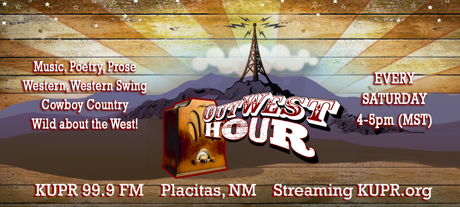 OutWest Hour Radio Show Banner