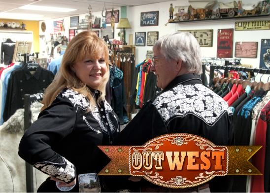 Bobbi Jean and Jim Bell are the Purveyors of OutWest
