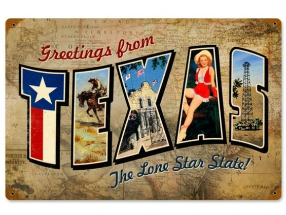 OutWest Hour Radio Show Greetings From Texas