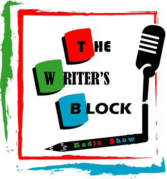 The Writer's Block Radio Show Logo