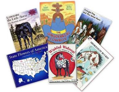 Browse More Buckaroo Children's Books