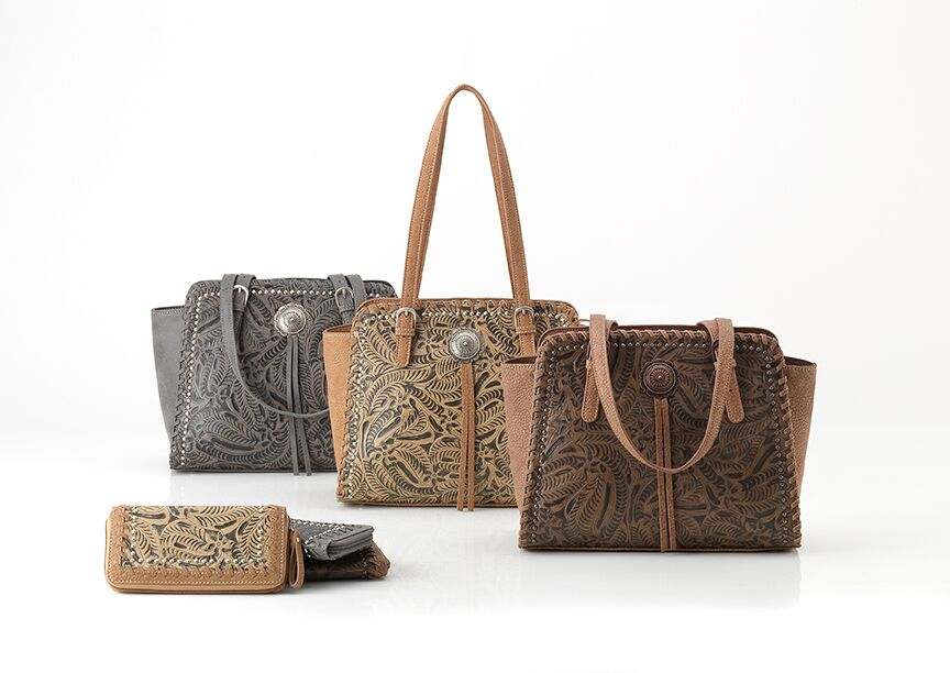 Browse More Bandana Collection by American West Handbags