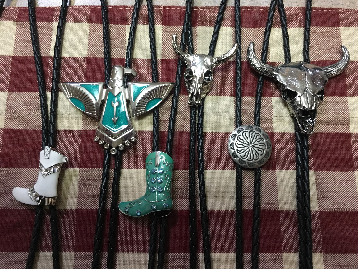 Browse More Bolo Ties, Scarf Slides, Jewelry
