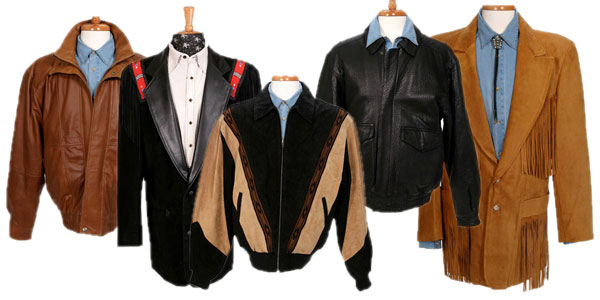 Browse More Leather Blazers, Jackets, Coats, Vests