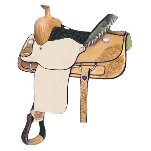 Browse More Saddles-Youth