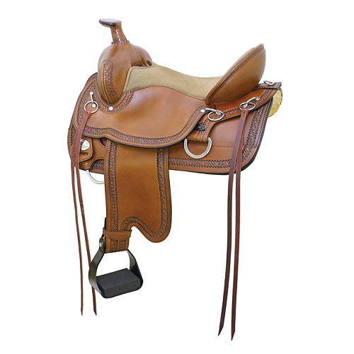 Browse More Saddles-Trail Riding