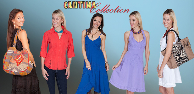 Browse More Scully Cantina Cotton Collection