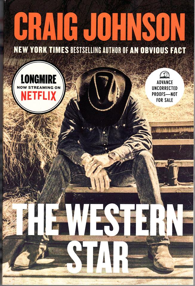 Craig Johnson The Western Star Book Cover
