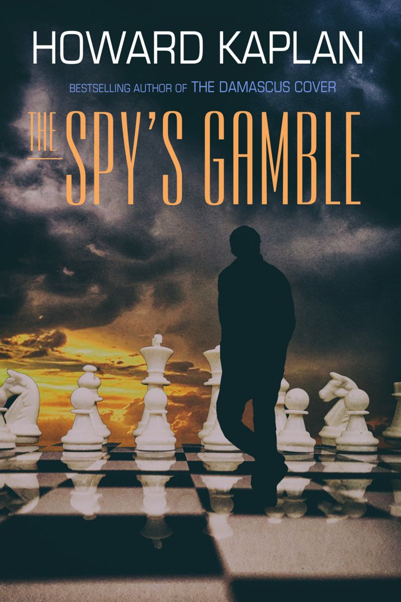 Book Cover Spy's Gamble by Howard Kaplan