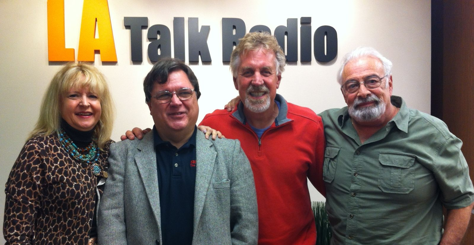 The Writer's Block Radio Show on LA Talk Radio Hosts and Guests