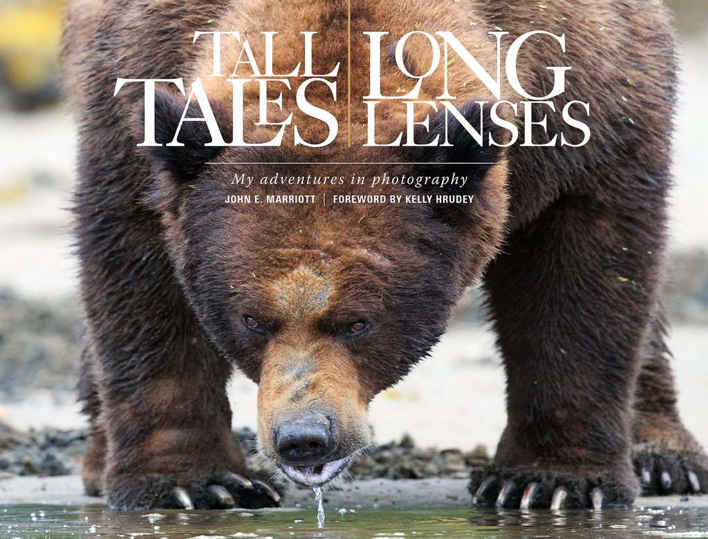 Book Cover Tall Tales Long Lenses by John E. Marriott