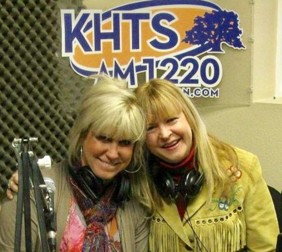 KHTS Radio Around the Barn Hosts Julie Fox Pomilia and Bobbi Jean Bell