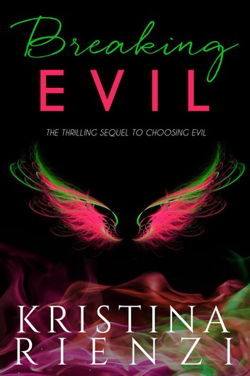 Writer's Block Radio Show Breaking Evil by Kristina Riezni