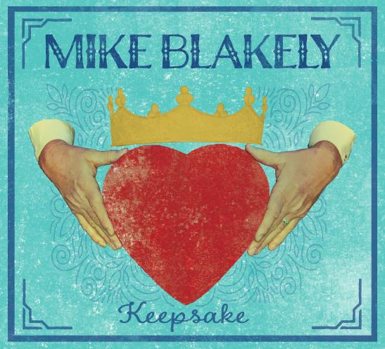 CD Cover Keepsake by Mike Blakely