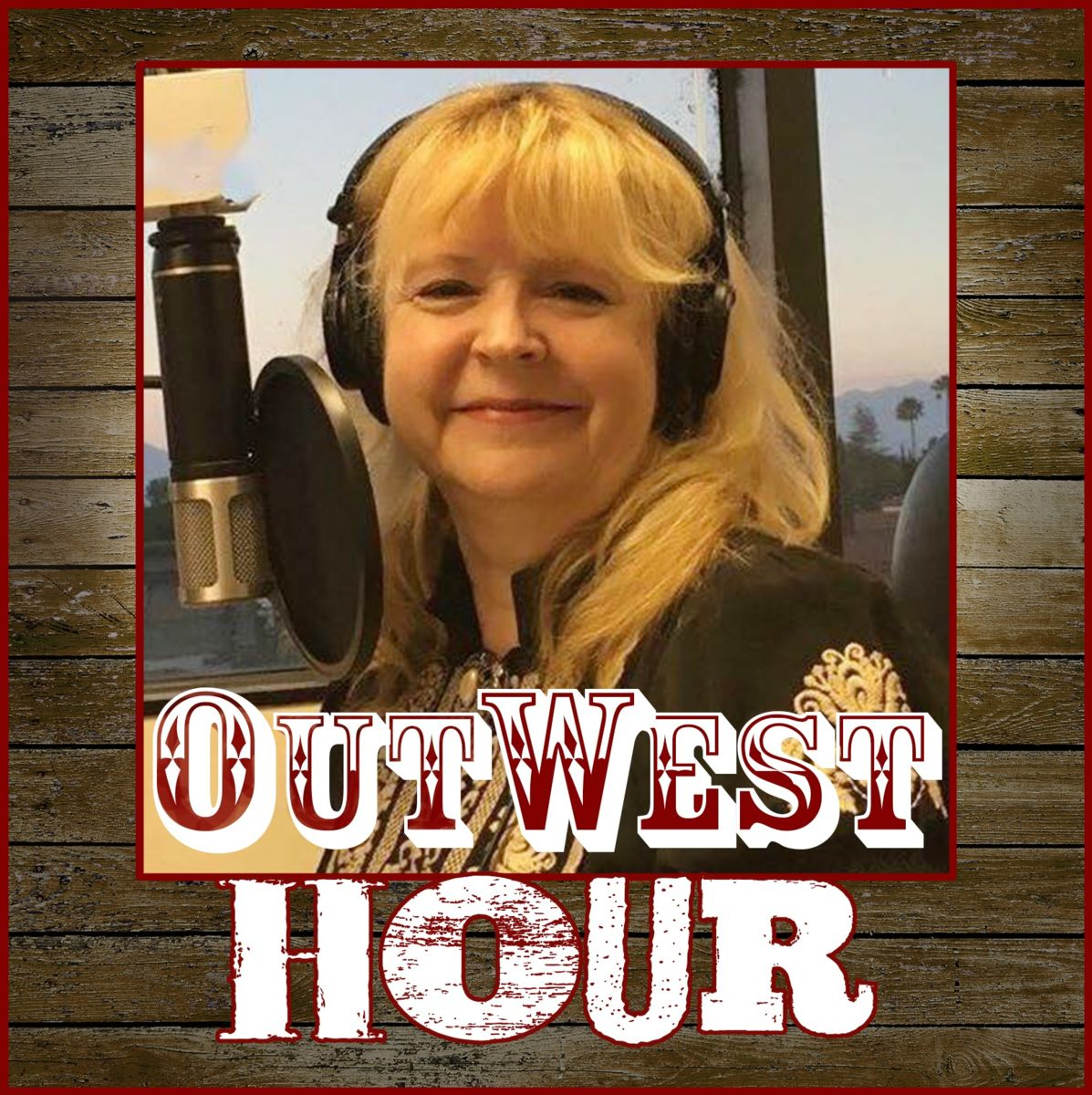 OutWest Hour Radio Show Host Bobbi Jean Bell