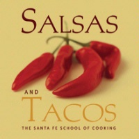 ZSold BKCK The Santa Fe School of Cooking: Salsas and Tacos