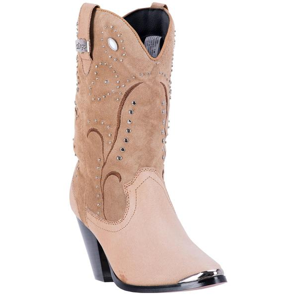 Ladies' Dan Post Boots Dingo: Fashion Ava Chestnut SALE