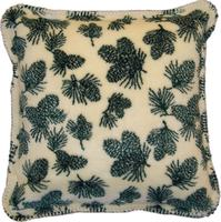 Denali® Your Home Collection: Winter Pine Cones Pillow