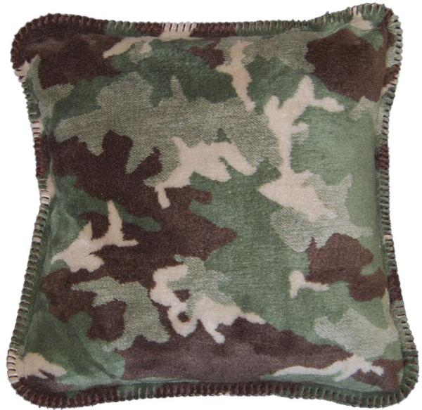 Denali® Your Home Collection: Camouflage Pillow