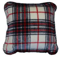 Denali® Rustic Collection: Plaid Navy Pillow