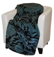 Denali® Your Home Collection: Branches Against The Sky Reverse Black Throw Blanket