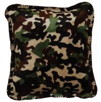Denali® Your Home Collection: Camouflage Dark Pillow