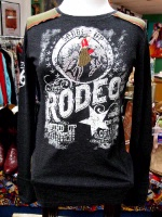 ZSold Panhandle Slim T-Shirt: Rodeo L-XL SOLD