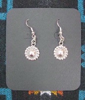 ZSold Laura Ingalls Designs: Earrings Wiring O'Lay SOLD