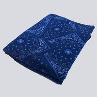 A Rockmount Ranch Wear Blanket: Americana Classic Design Bandana Blue