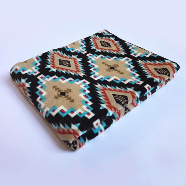 A Rockmount Ranch Wear Blanket: Native American Design Tan