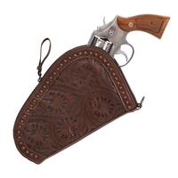 A American West Handbag Collection: Leather Gun Case Chestnut