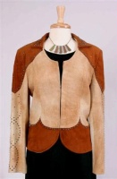 ZSold Renegade Spirit Ladies' Suede Jacket: All Zipped Up SOLD