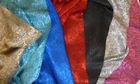 Rockmount Ranch Wear Accessory: Scarf Silk Jacquard Oblong Assorted Colors