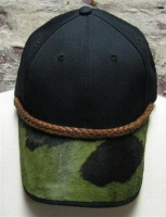 ZSold Pat Dahnke Chic Cap: Cap Camouflage Print SOLD