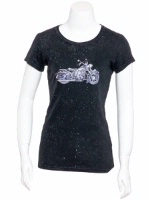 Jack Flash Tees: Born To Ride SS, Tank S-2XL