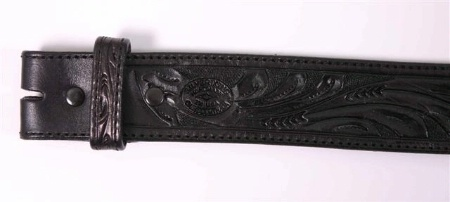 A Silver King: Belt Strap Classic Pattern 44-48