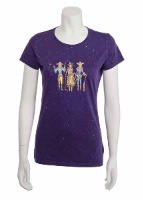Jack Flash Tees: Cowgirls Rootin' Tootin' SS, Tank S-2XL