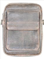 Scully Luggage Leather: 81st Aero Squadron Airborne Collection Shoulder Tote