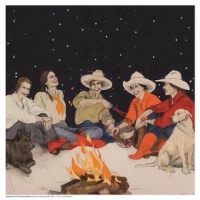 Rockmount Ranch Wear Accessory: Scarf Donna Howell-Sickles  Campfire Girls