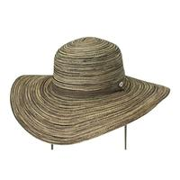 Conner Handmade Hats Beach & Resort: Toyo Summer in Charleston Black One Size