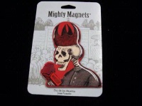 ZSold Lucy Lu Designs King Mighty Magnet: DOD The Priest SOLD