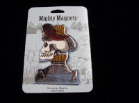 ZSold Lucy Lu Designs King Mighty Magnet: DOD The Lady in Blue SOLD