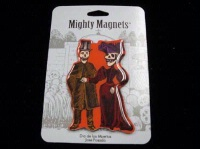 ZSold Lucy Lu Designs King Mighty Magnet: DOD The Couple SOLD