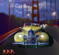 Randall Reese: Golden Gate Packard SALE