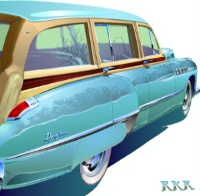 Randall Reese: 1950 Buick Woody SALE