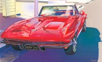 Randall Reese: Corvette Sting Ray SALE