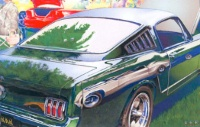 Randall Reese: Mustang Fastback SALE