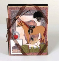 ZSold Memory Photo Album: Horse Let's Ride! SOLD