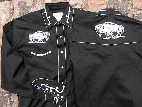 Rockmount Ranch Wear Men's Vintage Western Shirt: Fancy ...