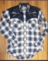Rockmount Ranch Wear Men's Vintage Western Shirt: A Follow Your Arrow Plaid S-L
